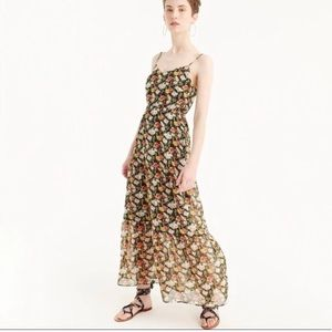 J. Crew Factory • Tiered maxi dress